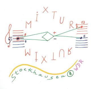 Karlheinz Stockhausen, Mixtur