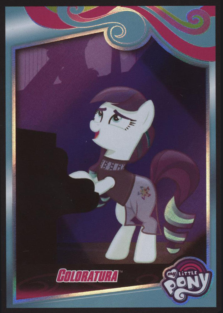 MLP Coloratura Trading Cards MLP Merch