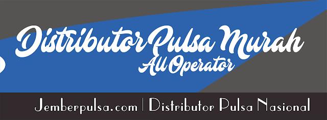Distributor Pulsa Murah All Operator Skala Nasional