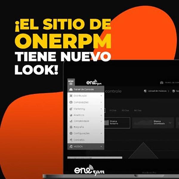ONErpm-plataforma