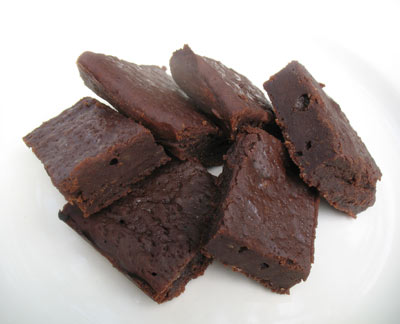 xylitol brownies