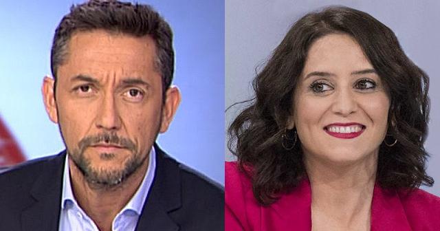 Javier Ruiz destroza a Díaz Ayuso al explicar como maquilla las cifras de los contagios