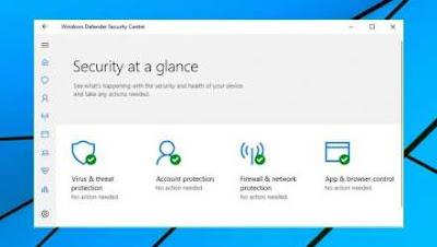 Membersihkan Virus Dengan Windows Defender