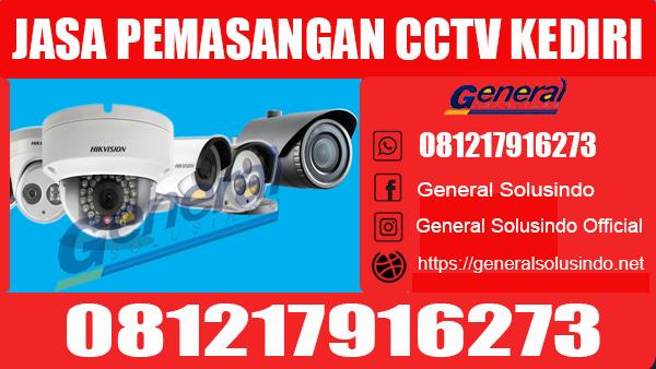 Jasa Pemasangan CCTV Badas Kediri
