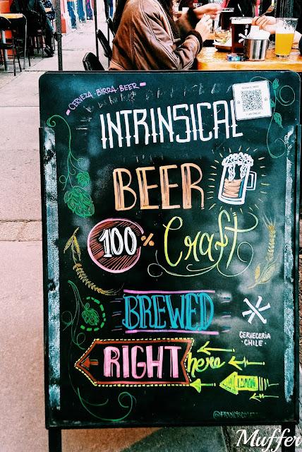Intrinsical - Cervecería y Pub