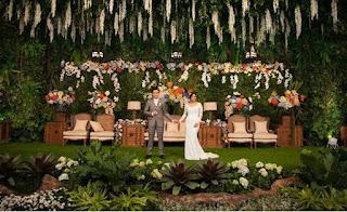 Inspirasi Dekorasi Pernikahan
