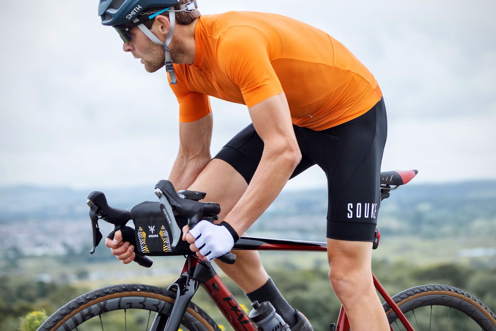 Review – Souke Sports Cycle Apparel Jersey and Shorts
