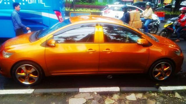 Mobil Muka Dua asal Bandung jadi Perhatian Dunia