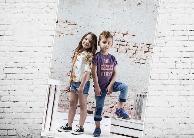Moda ropa para chicos primavera verano 2018 Infantil. Ropa para niños y niñas.