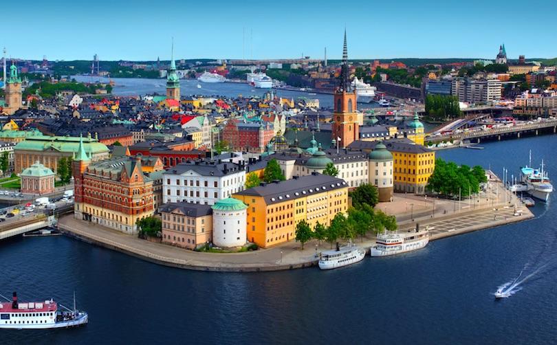 اجمل الاماكن للزيارة في السويد