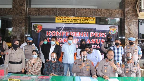 Polisi Ungkap Vernita Syabilla Sudah Pesan Kond*m Khusus