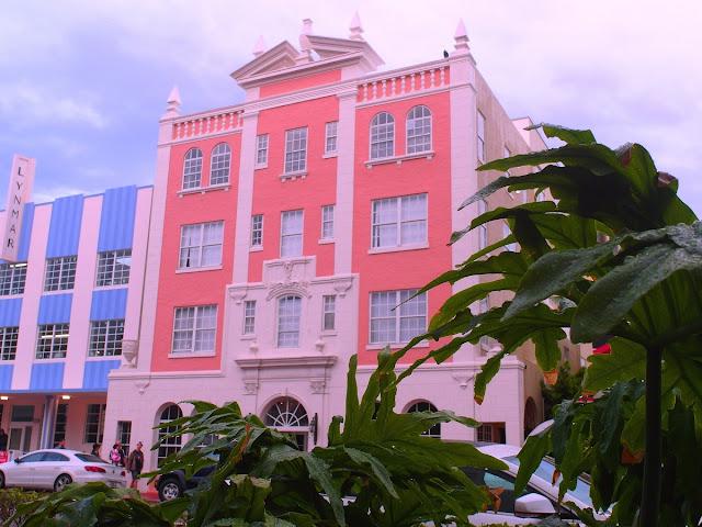 Miami Beach - Collins Ave