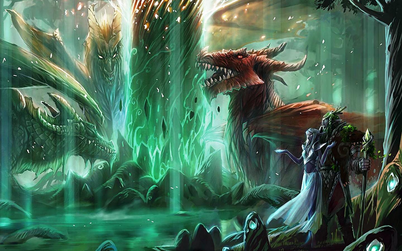 World Of Warcraft Desktop Wallpaper: Best Desktop HD Wallpapers: World Of