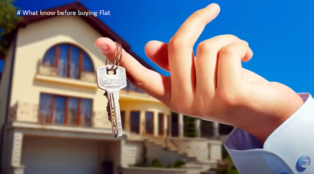 What know before buying Flat