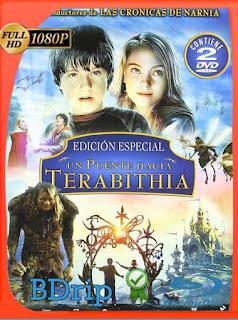 El mundo mágico de Terabithia (2007) BDRip [1080p] Latino [GoogleDrive] SilvestreHD