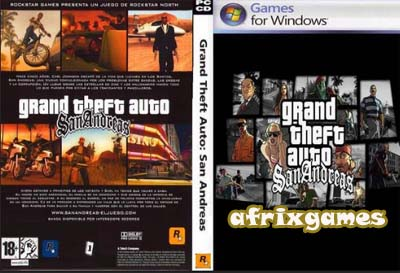 Theft full auto andreas for san game download grand pc