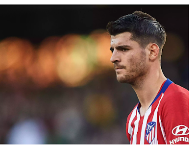 {sport}» you have my word Morata reveals promise he made to Simeone before £71m move to Chelsea