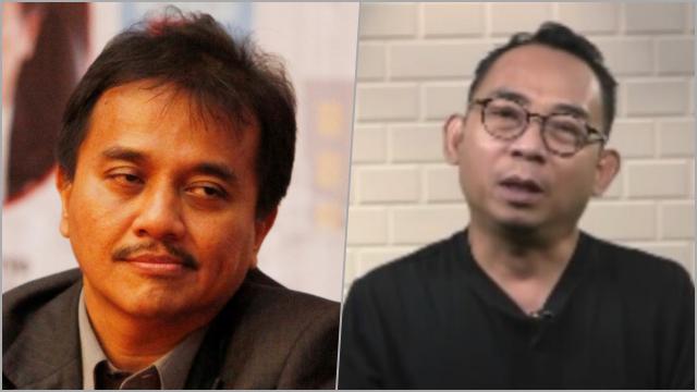 Eko Kunthadi Ngaku Bercanda di YouTube, Roy Suryo: Hadapi Aja Kasusnya