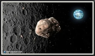 large asteroid to fly by soil next week nasa says