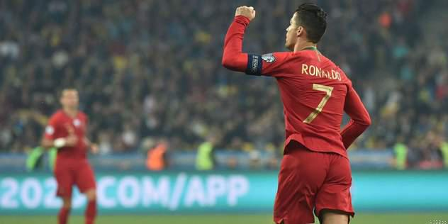 CR7 - Records Come Naturally for Me