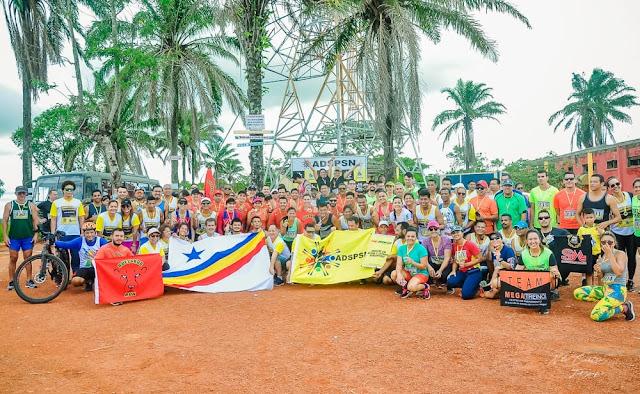 Realizada com grande número de participantes a Corrida da Serra, em Guajará-Mirim