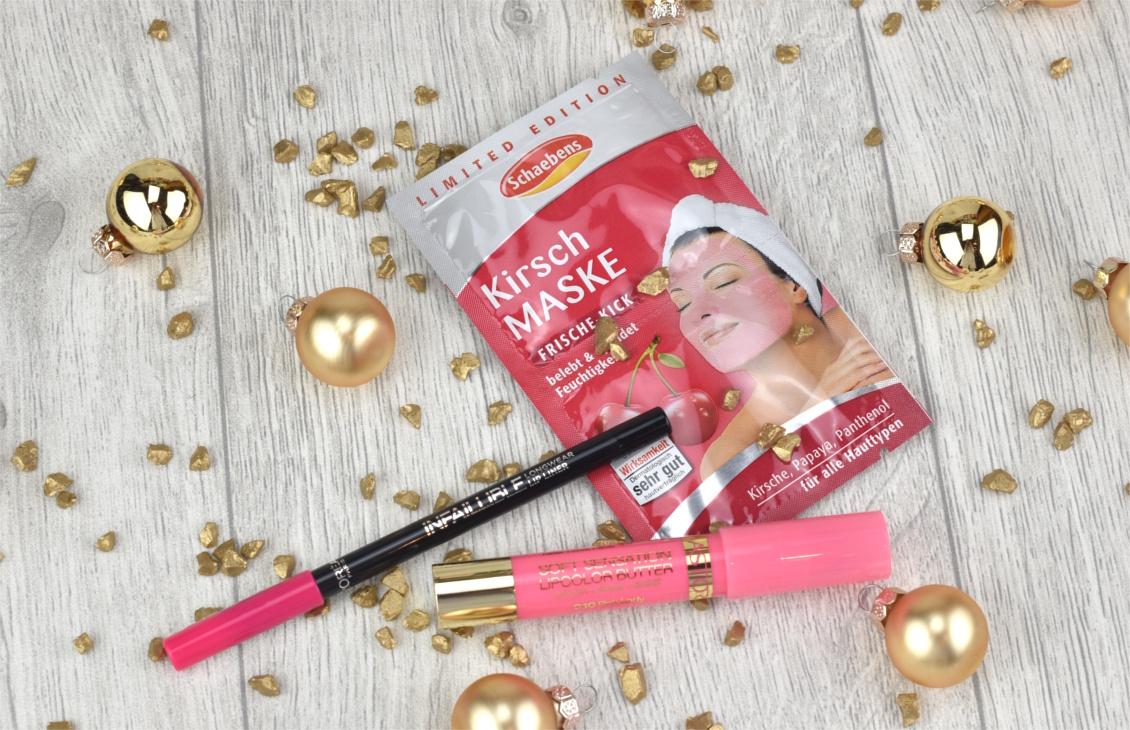Nikolaus Gewinnspiel - Pretty in Pink Beautypaket mit L'Oréal, Schaebens und Astor