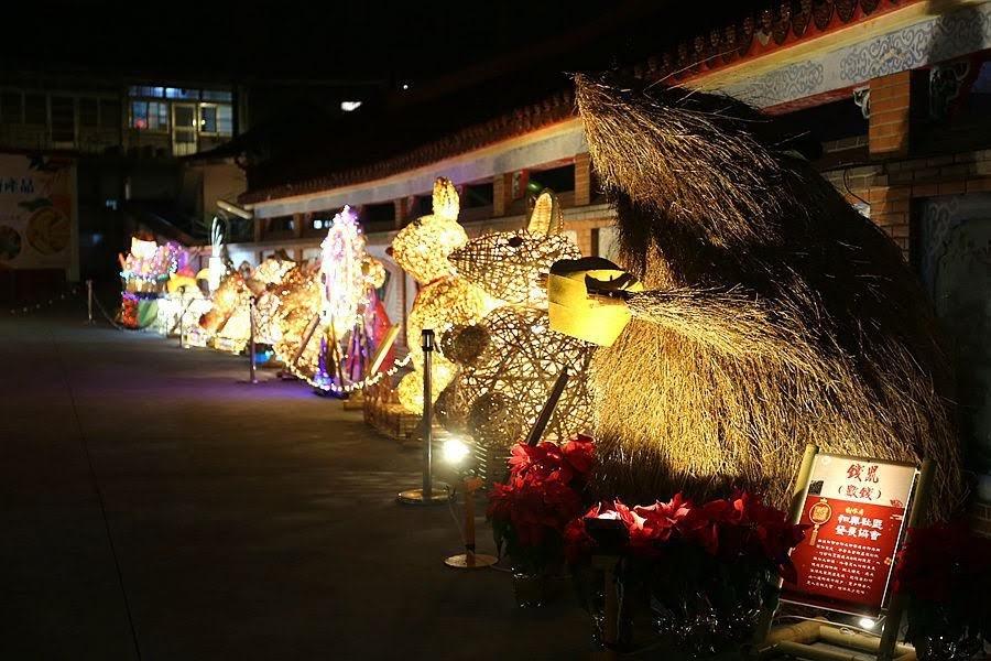 2020竹山竹藝燈會