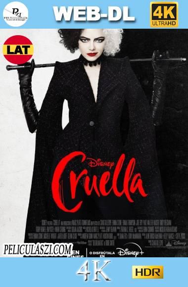 Cruella (2021) Ultra HD WEB-DL 4K HDR  Dual-Latino VIP