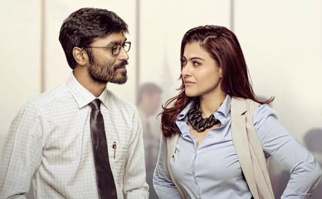 VIP 2 Lalkar (2017) Hindi Movie Ft. Kajol and Dhanush Full HDRip 720p