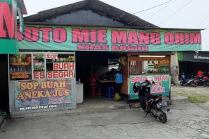 Soto Mie Mang Ohim
