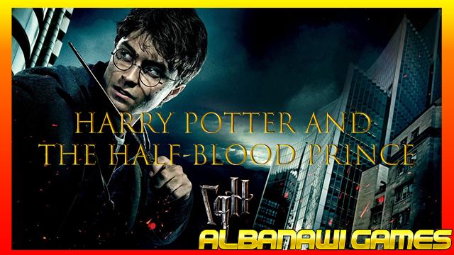 تحميل لعبة Harry Potter and the Half-Blood Prince لأجهزة psp ومحاكي ppsspp