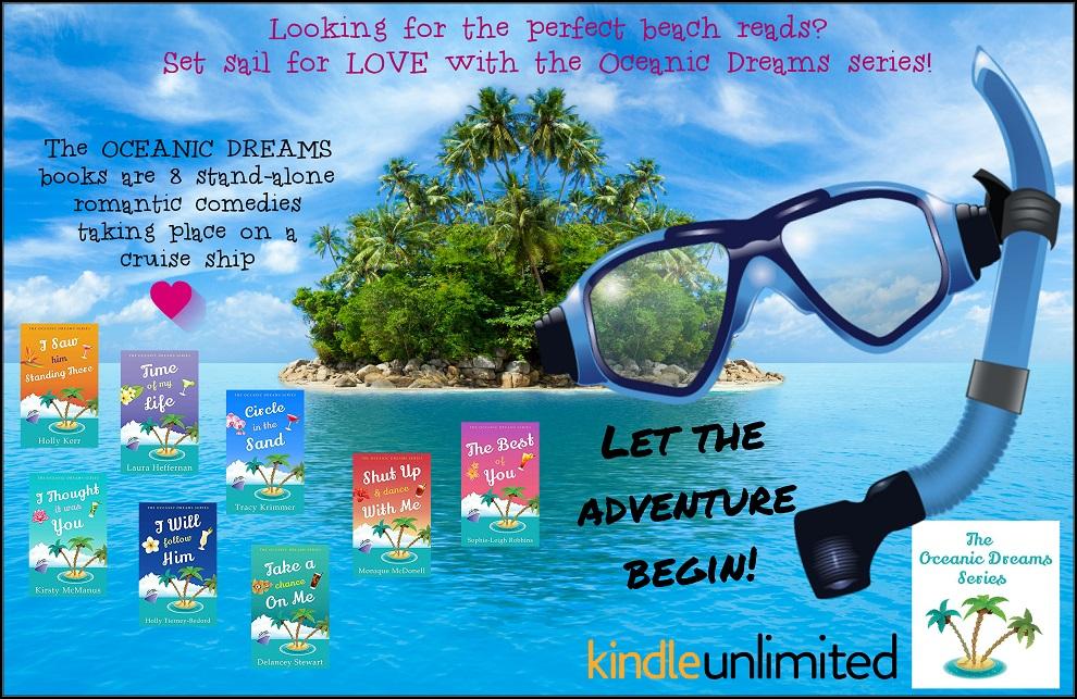 The Book Diva's Reads: Book Spotlight: Oceanic Dreams Series