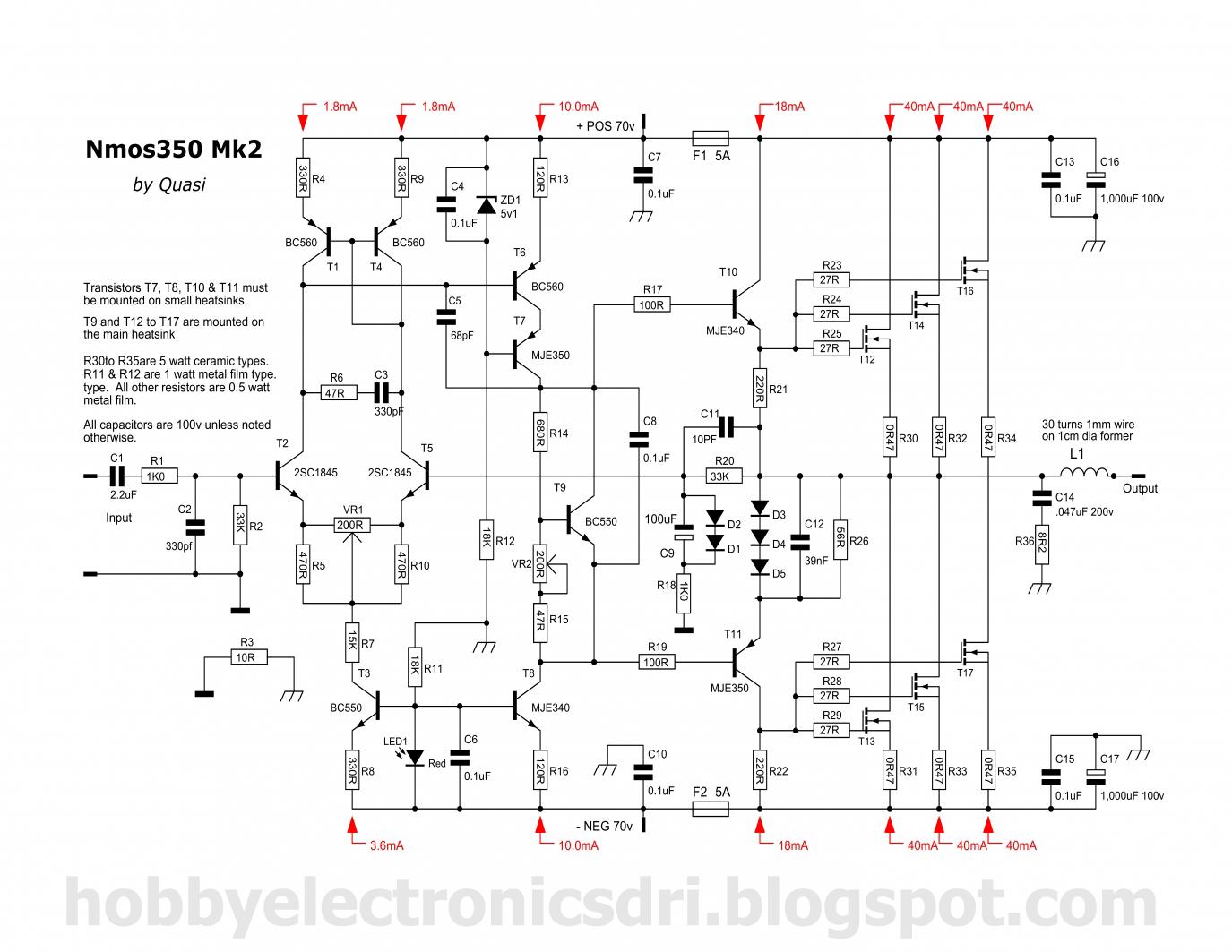 Nmos Power Amplifier Series Part 3