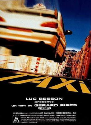 Sinopsis film Taxi (1998)