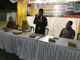 Peringati Hari Pahlawan Mahfudz Abdurrahman Menyapa  Daerah Pemilihan