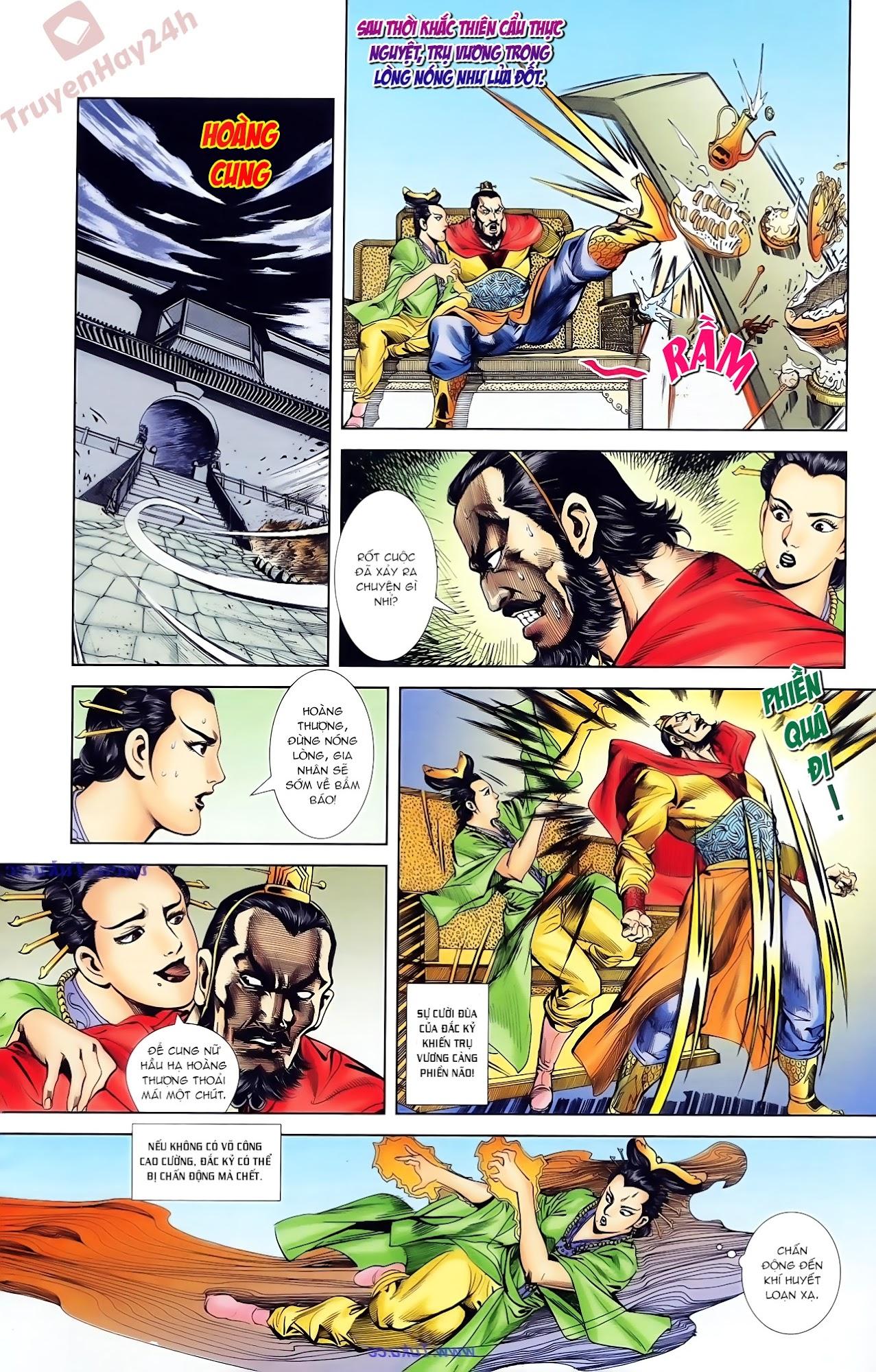 Cơ Phát Khai Chu Bản chapter 81 trang 26