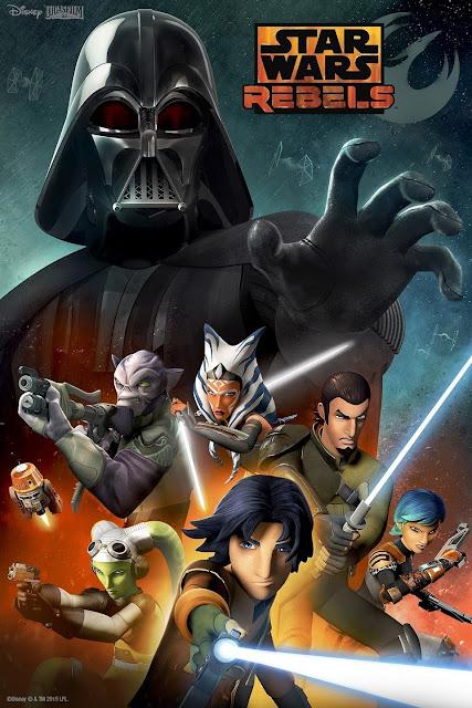 Star Wars Rebels 2016: Season 3 - Full (1/11)