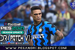 Andri Patch V1 AIO Season 2020/2021 For - PES 2021 PC