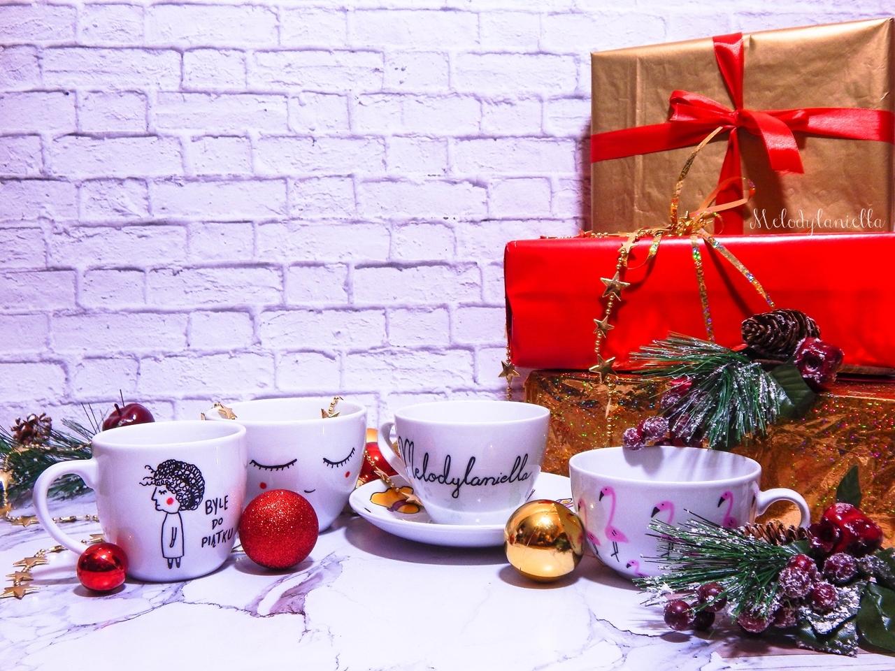 1 pomysły na prezenty ciekawe prezenty na boże narodzenie nietypowe prezenty ręcznie robione filiżanki muki kubki z personalizacją malowana ręcznie porcelana propozycje święta prezenty 2017