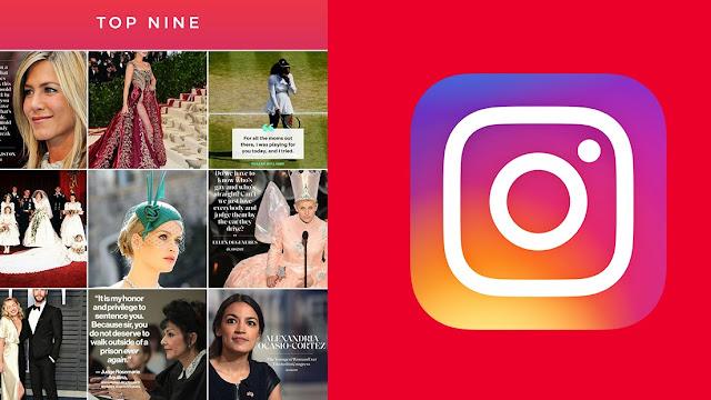 Cara Mudah Membuat Best Nine Instagram