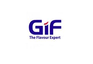 Lowongan PT Global International Foods (GIF)