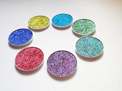 Glitter Low Cost: Niceface y Popfeel. Tan bonitas como delicadas.