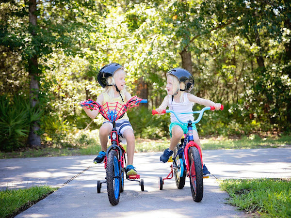 How Learning To Ride A Bike Can Instill Confidence In Your Child