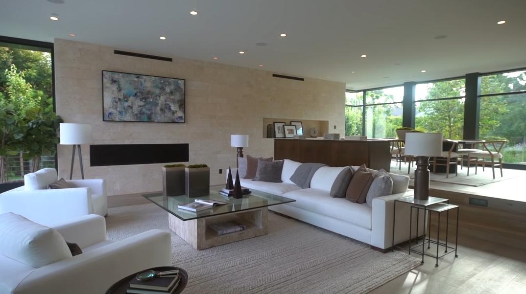 56 Interior Photos vs. Tour 770 Amalfi Dr, Pacific Palisades, CA Ultra Luxury Modern Mansion