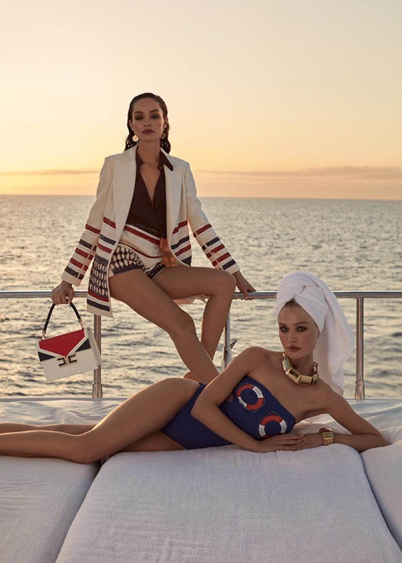 Elisabetta Franchi Spring/Summer 2020 Campaign