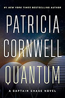 Book Review: Quantum, by Patricia Cornwell