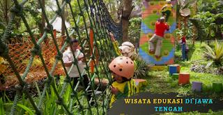 4 Objek  Wisata Edukasi di Jawa Tengah