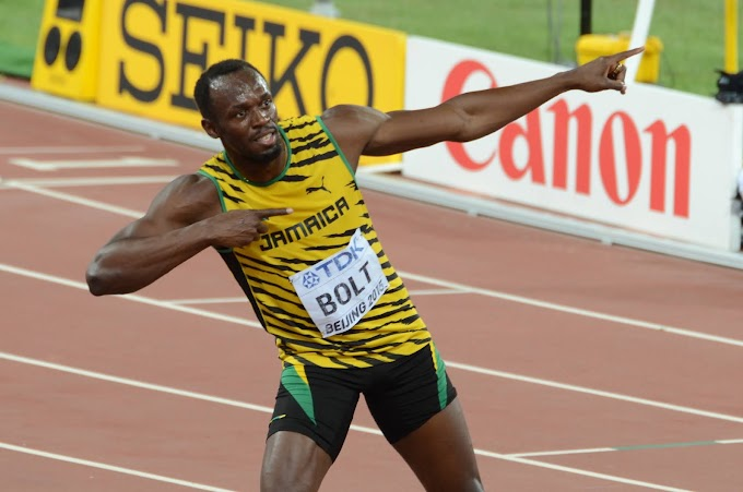 Usain Bolt 'tests positive for Coronavirus' days after celebrating his 34th birthday at a party in Jamaica