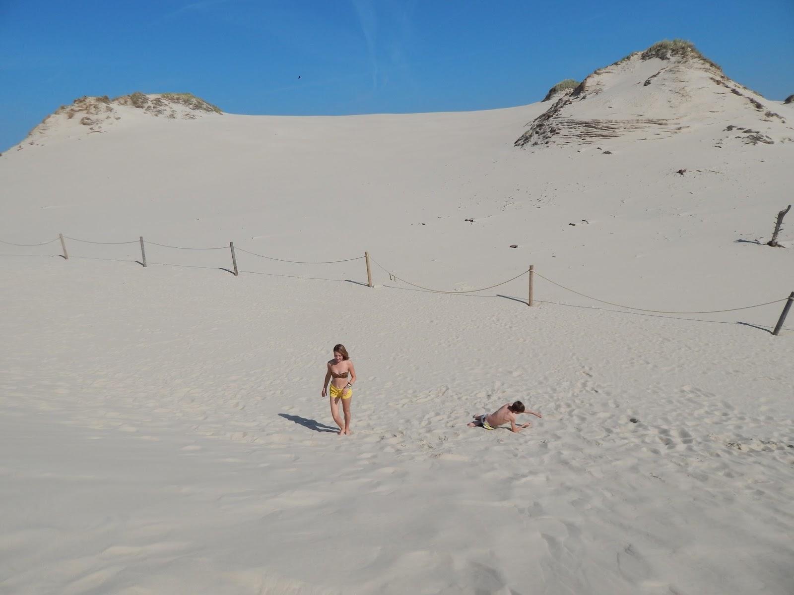 polské písečné duny