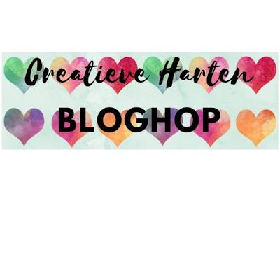 Creatieve Harten Bloghop Juli 21